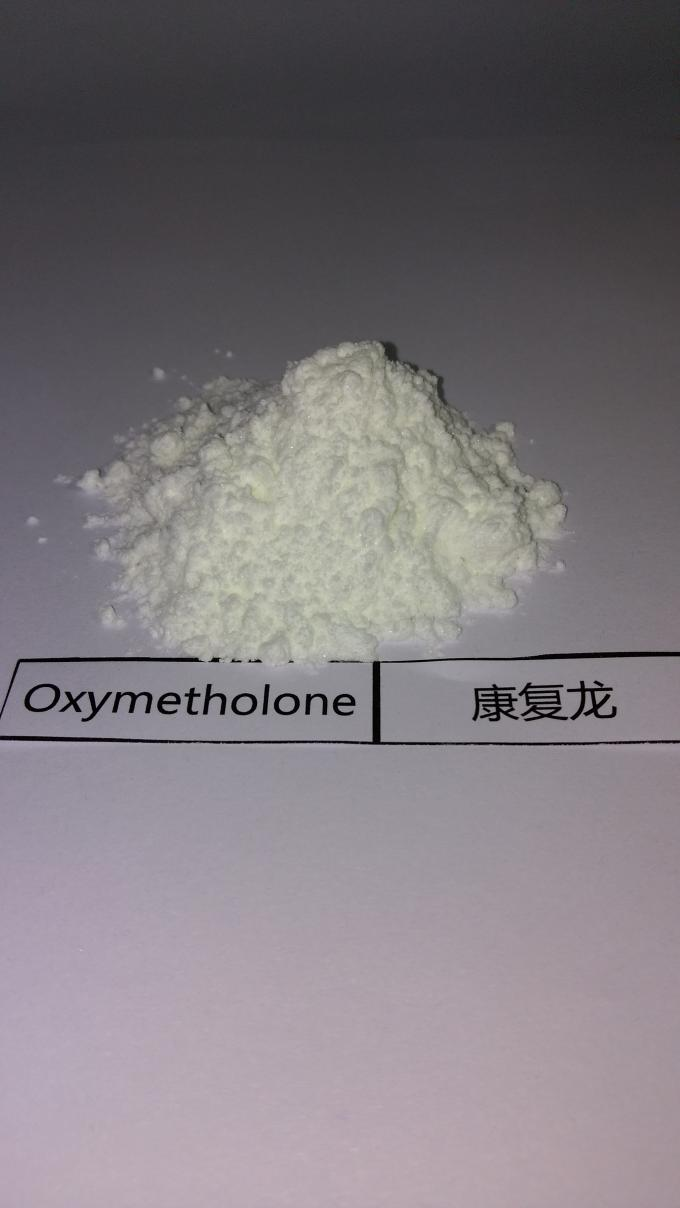 99%  434-07-1 Synasteron Anadrol Anapolon oxymetholone Steroid Supplement Boost Strength