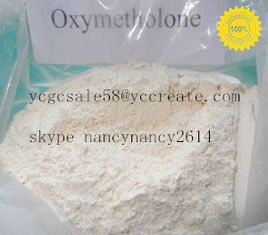 China 99%  434-07-1 Synasteron Anadrol Anapolon oxymetholone Steroid Supplement Boost Strength supplier