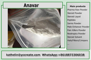 China Homebrew Steroid Oral Oil Oxandrolone / Anavar Steroid Raw Powder For Fitness supplier