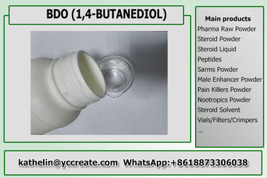 China Pharma Solvents 1,4-Butanediol / BDO / BD Intermediates Liquid CAS 110-63-4 supplier
