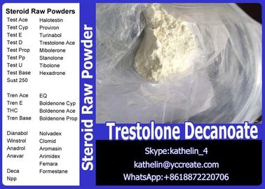 China Steroid Raw Powder Trestolone Decanoate For Bodybuilding CAS No. 6157-87-5 factory
